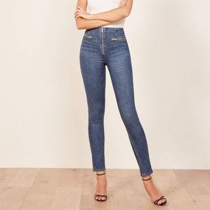 The Reformation Niki Jean Size 27